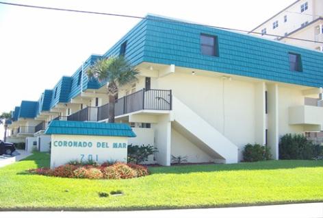 Coronado Del Mar 23, New Smyrna Beach, Florida - Ocean Front